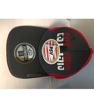 PSV Cap Est 1913 rood/grijs SR