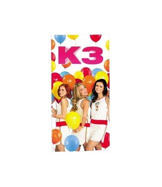 K3 Strandlaken Ballonnen  76 x 152 cm