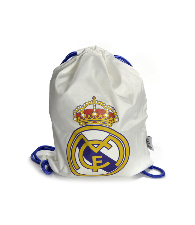 REAL MADRID Gymtas Wit special