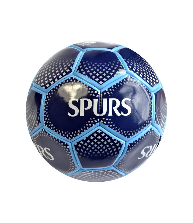 TOTTENHAM Hotspur Voetbal Blauw met stippen
