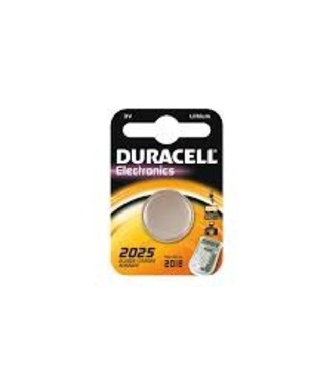 Duracell Knoopcel 2025 ( 2 stuks in Blister)