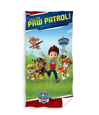 PAW PATROL Handdoek 70 x140cm 272