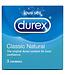 Durex Naturel 3 pack
