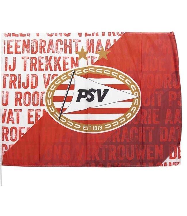 PSV Vlag Cublied  100 x 150 cm