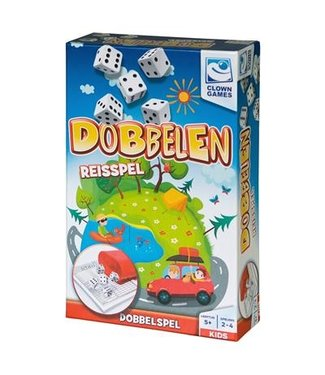 Dobbelspel In doos ( Reisspel)