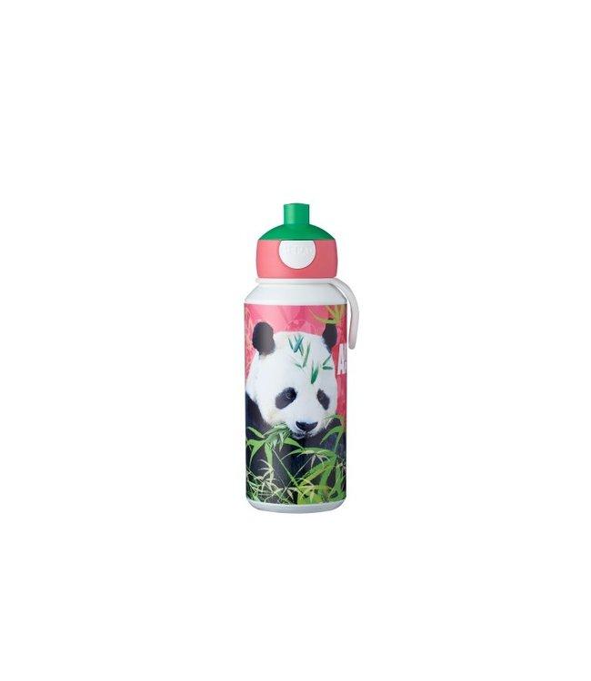 ANIMAL Planet Panda Pop up Drinkfles 400 ml