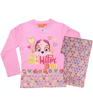 PAW PATROL Pyjama Roze 2 jaar