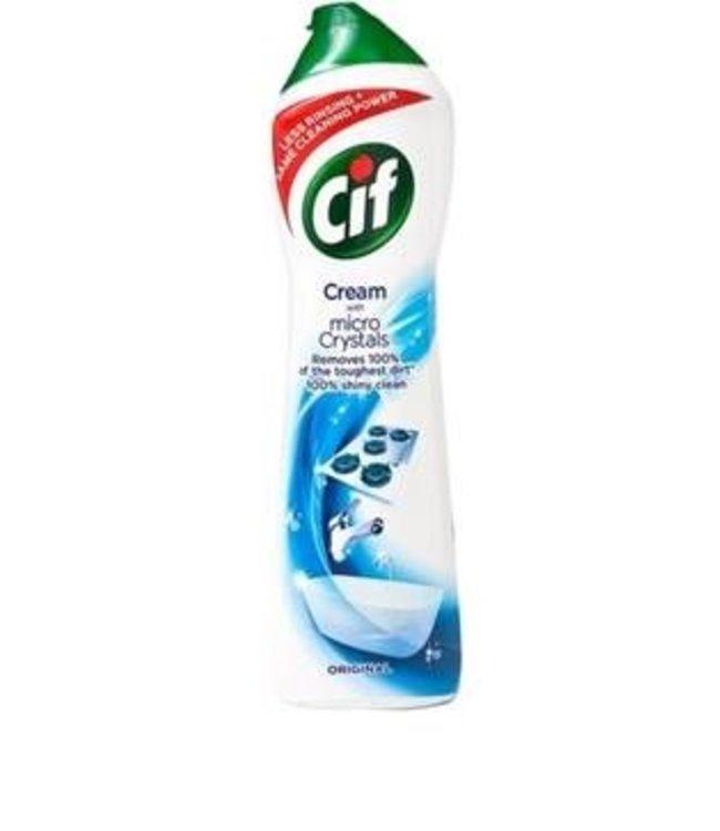 Cif Schuurmiddel - Cream Original 500 ml.