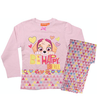 PAW PATROL Pyjama Roze 4 jaar