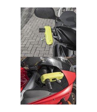 Handremslot voor moterfiets / scooter