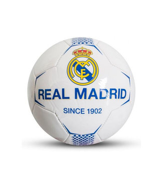 REAL MADRID Voetbal Wit Size 5
