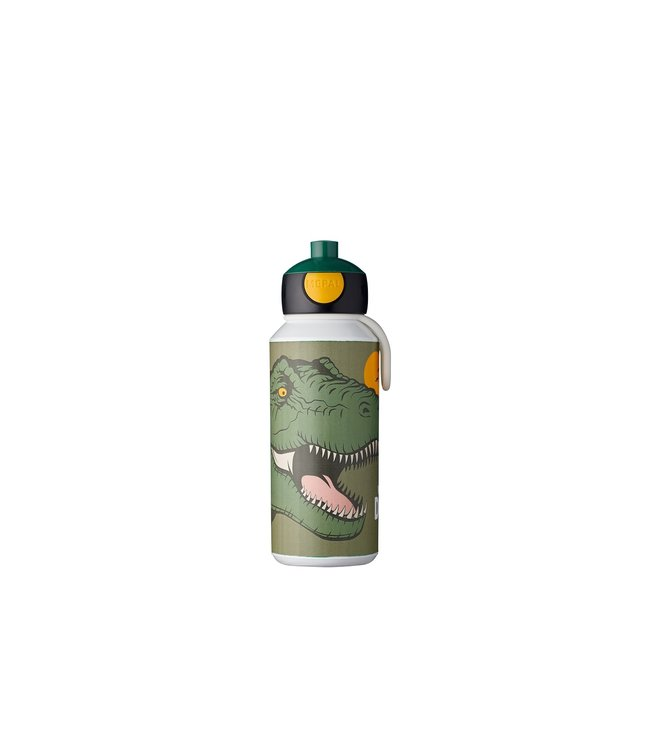 DINO Pop up Drinkfles 400 ml