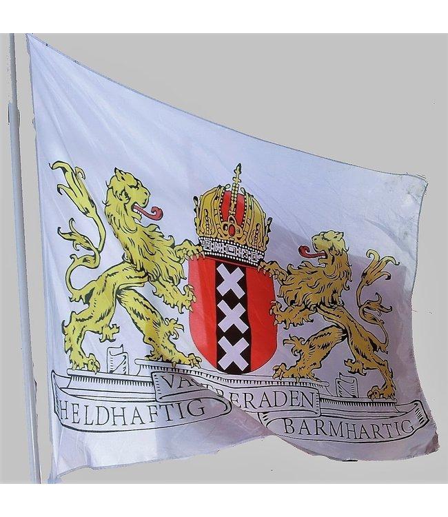 AMSTERDAM Heldhaftig Vastberaden 150x225 cm Vlag