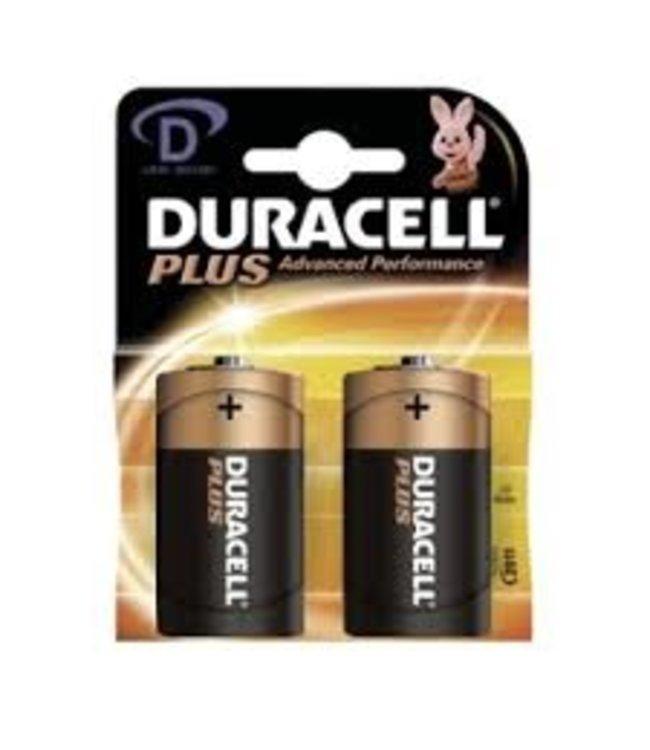 Duracell D Plus