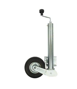 Neuswiel 60mm velg metaal met PU band 200x60mm inklapbaar