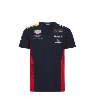 Red Bull Racing Teamline KIDS T-shirt 2020