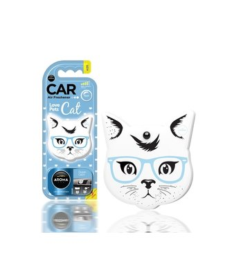 Aroma Car Cat Blueberry
