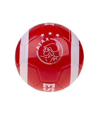 AJAX Voetbal klein Rood Est 1900