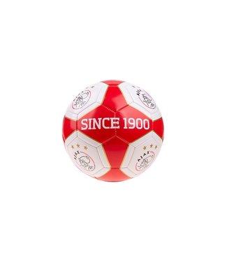 AJAX Voetbal Wit Rood vlak ( 5)
