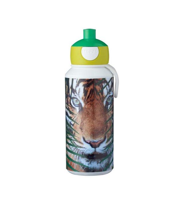 ANIMAL PLANET TIJGER Pop Drinkfles 400 ml