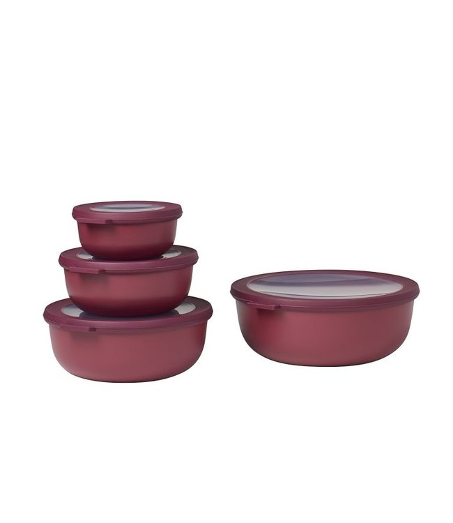 MEPAL set cirqula 4-delig (350+750+1250+2250) - nordic berry