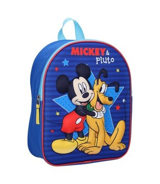 MICKEY MOUSE Rugzak Buddy's Forever (3D)