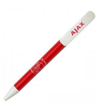 AJAX Balpen ( rood/Wit)