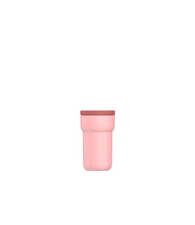 Mepal Reisbeker Ellipse 275 ML Nordic Pink / Roze