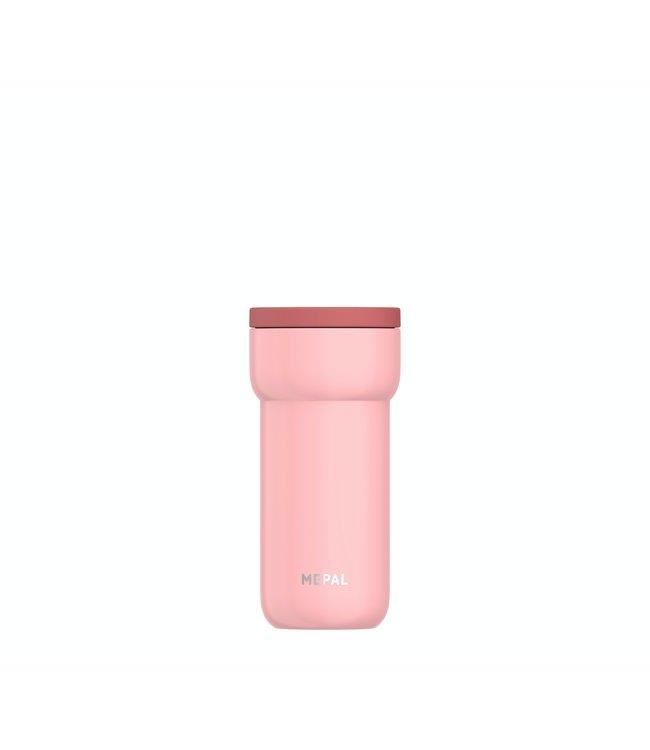 Mepal Isoleerbeker Ellipse 375 ml Nordic Pink / Roze
