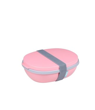 MEPAL Lunchbox ellipse duo - nordic pink