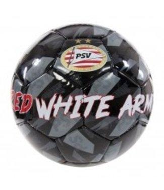 PSV Voetbal Zwart Red White Army ( Maat5)