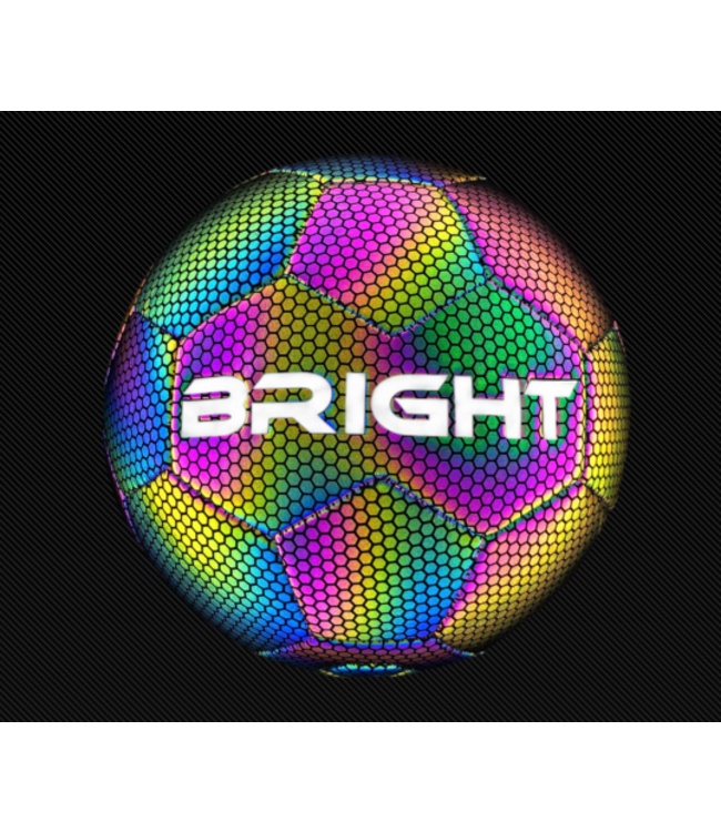 BRIGHT Lichtgevende voetbal ( maat 5)