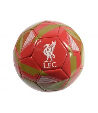 LIVERPOOL Voetbal Reflex Rood/Wit/Goud