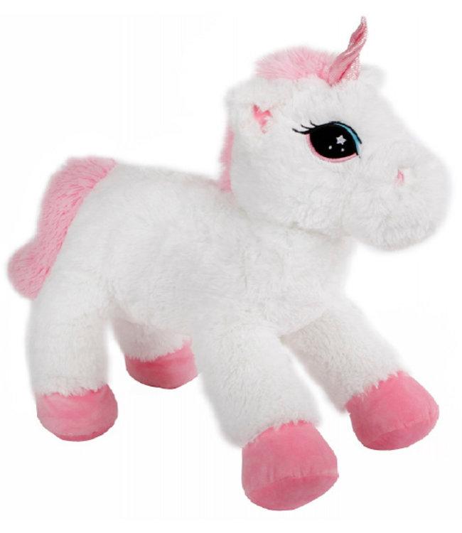 Unicorn pluche liggend 70cm Take Me Home