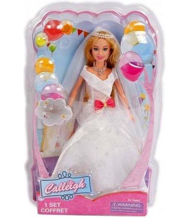 Pop 29 cm 'Princess Wedding Girl' 2 ass