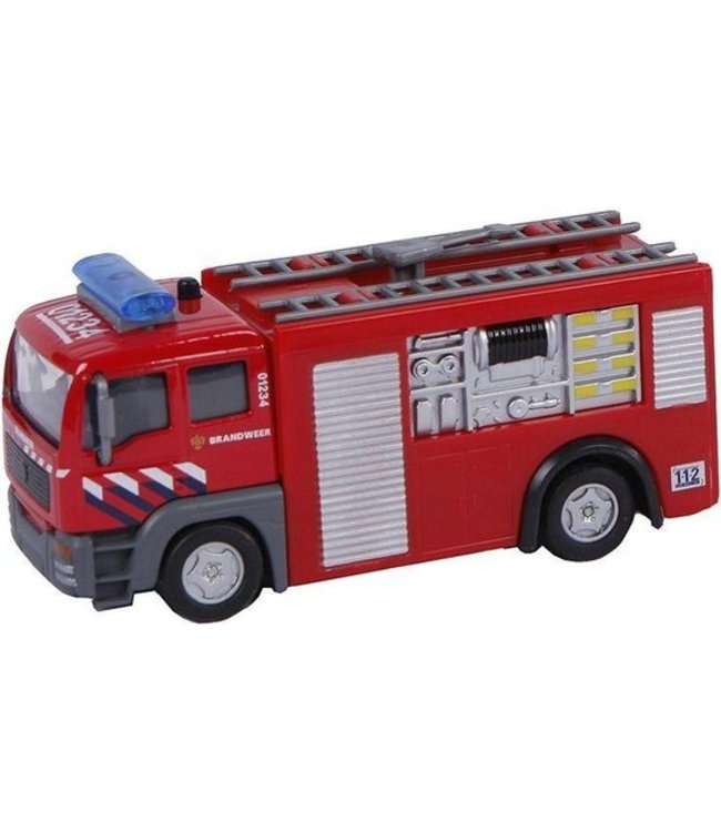 Brandweer met licht en geluid  - 2-Play Traffic