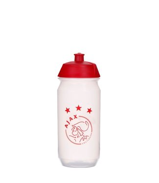 AJAX Bidon Transparant logo 500 ml