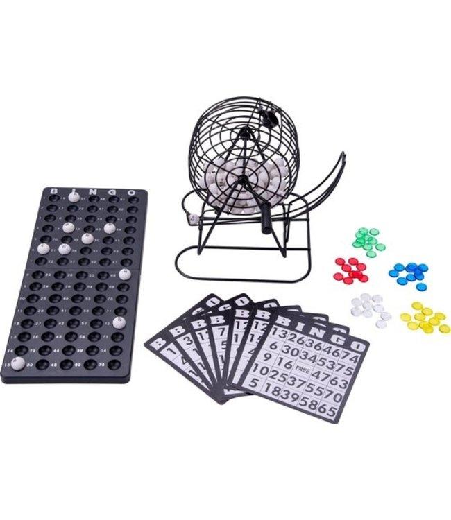 Bingomolen Longfield Games Bingoset Klein - 13,5cm