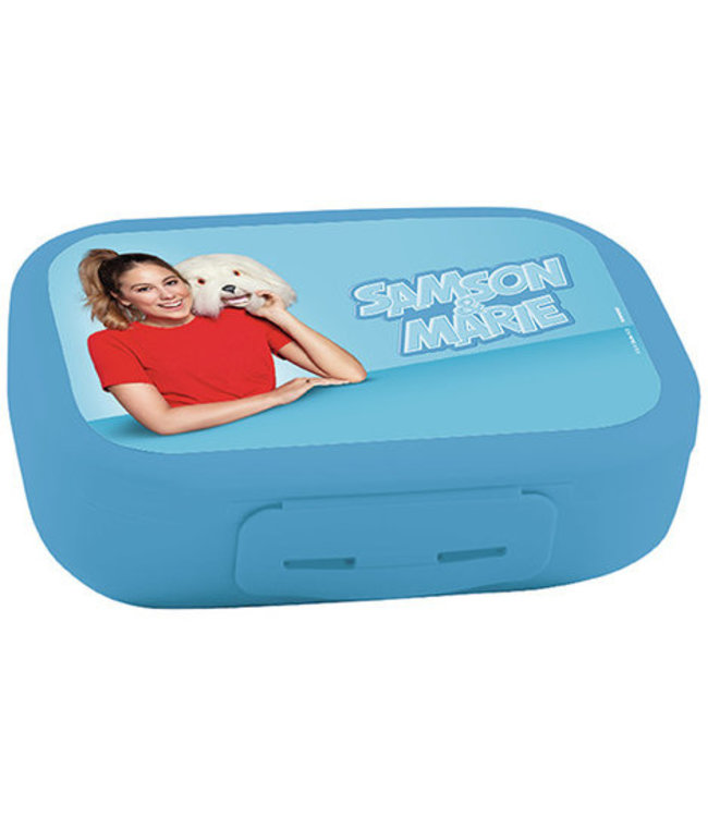 Samson en Marie Lunchbox