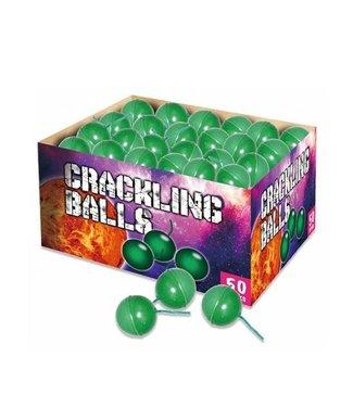 Crackling balls (50st)