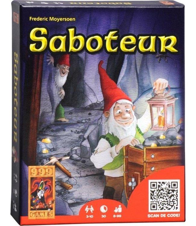 Saboteur Basisspel - Kaartspel