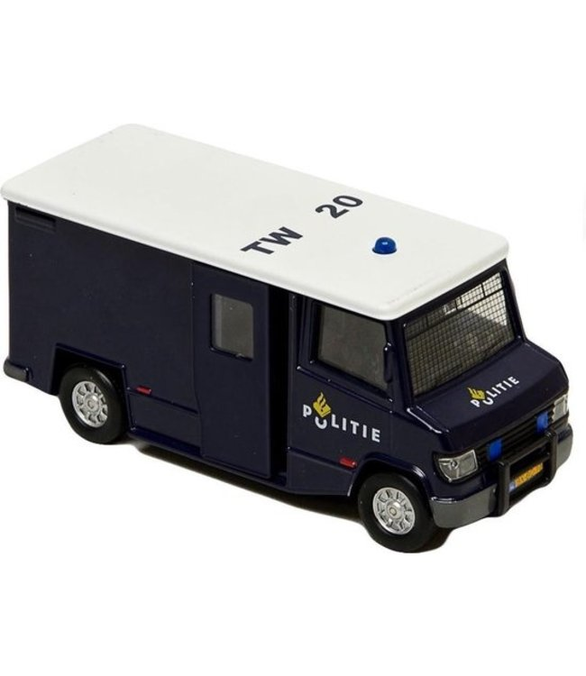 Politie / ME Bus