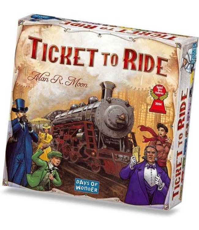Ticket to Ride USA - NL