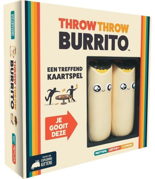 Throw Throw Burrito NL