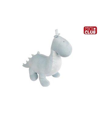 Dinosaurus Pluche Blauw 50 cm Mini Club