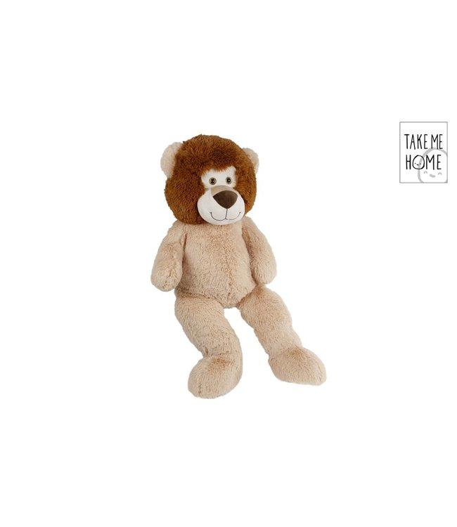 Leeuw Take Me Home Pluche 95 cm