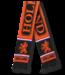 Holland Sjaal Oranje Zwart