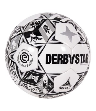DERBYSTAR Voetbal Eredivisie Replica 201/2022 opgepompt
