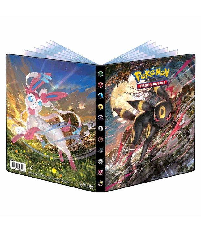 Pokemon Sword & Shield 7 4-pocket Portfolio -