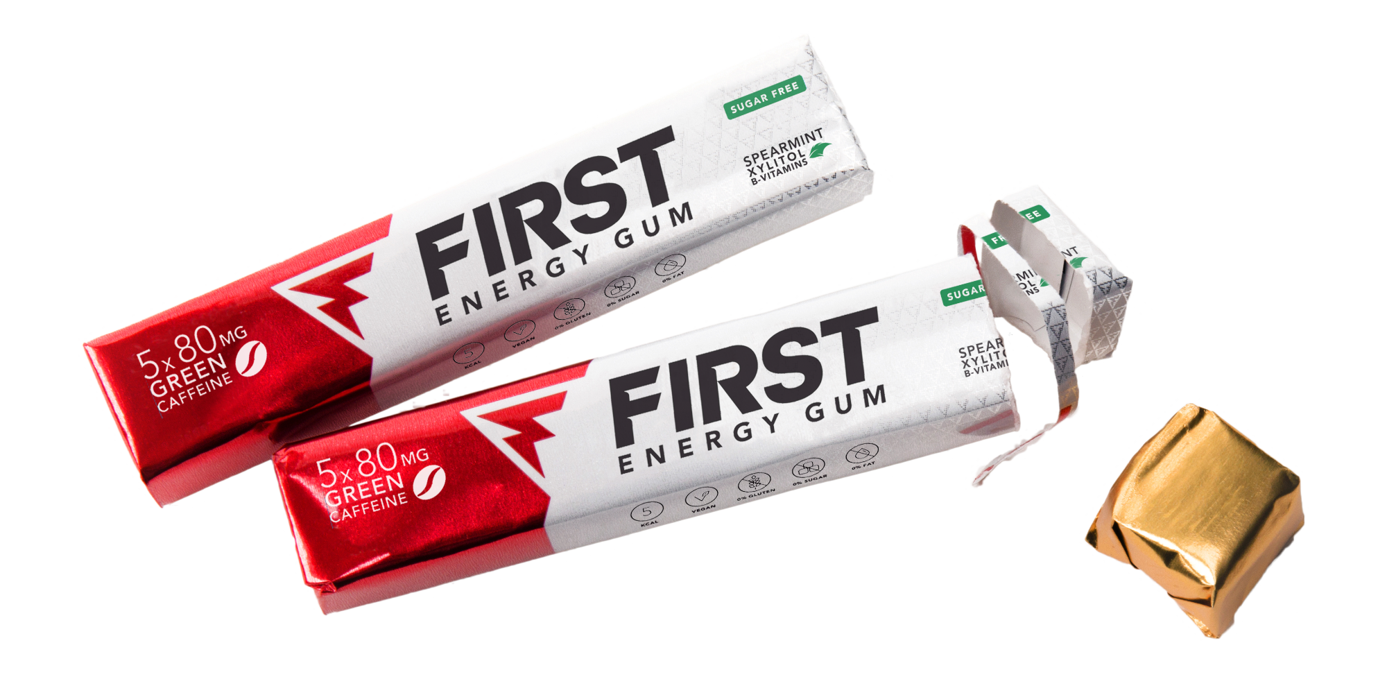 first energy gum 2 pack